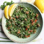Traditional Tabbouleh
