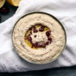 An Ode to Hummus: Olive Hummus