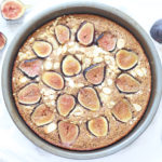 Fig and Almond Snacking Cake