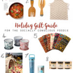 2016 holiday gift guide (for the socially conscious foodie!)