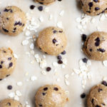 Healthy Cookie Dough Energy Bites